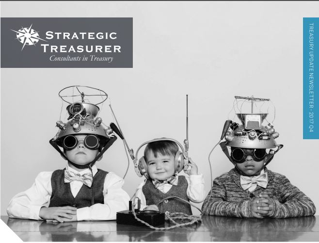 How Should Treasury Respond to Disruptive Technology? [Q4 Newsletter Article]